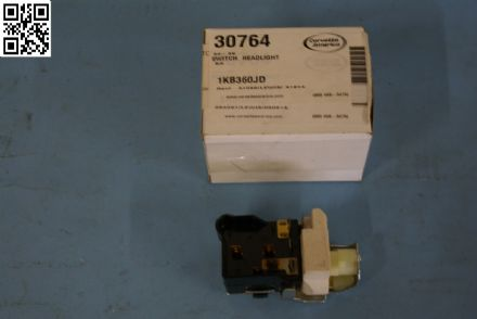 1984-1989 Corvette C4 Headlight Switch, New, Box B